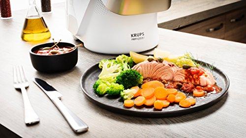 Krups Prep & Cook Dampfgaraufsatz* - 12