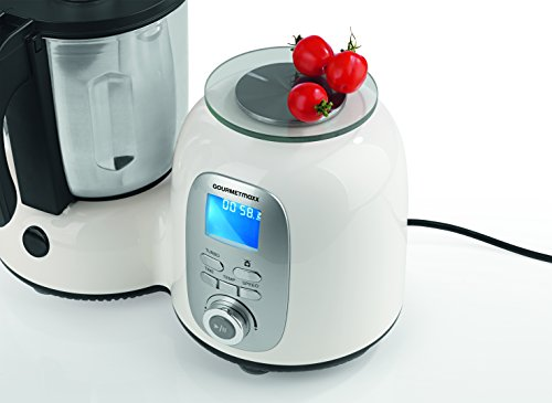 Gourmetmaxx Thermo-Multi Küchenmaschine 10-in-1 - 7