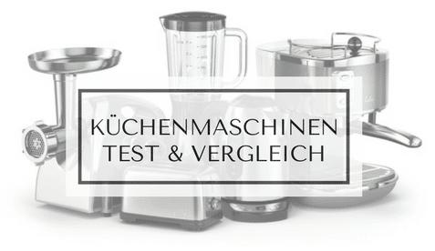 Test Küchenmaschinen mit Kochfunktion