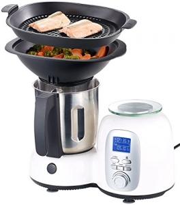 Küchenmaschine mit Kochfunktion ⇒ Test, Vergleich & Beratung