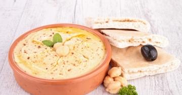 Hummus Dip 360x189 - Rezepte