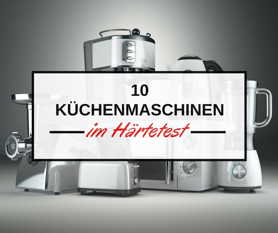☆ Küchenmaschine mit Kochfunktion Test 2018 ➤ TOP 5 im Vergleich